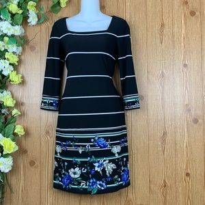 White Hose Black Market Dress size XS